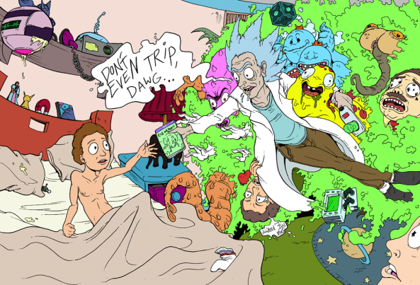 rick_and_morty_foreverish_by_cannibal_cartoonist-d820vew