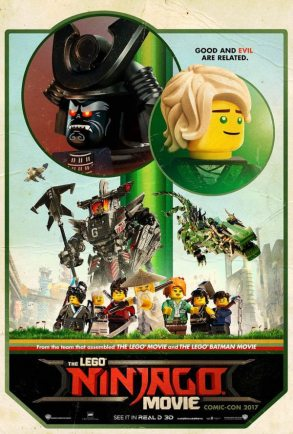 The Lego Ninjago Movie' Review