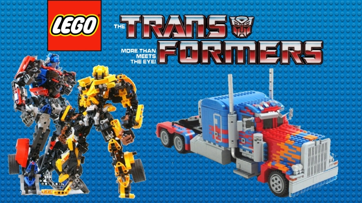 Building A Franchise: Why We Need 'The Lego Transformers Movie'